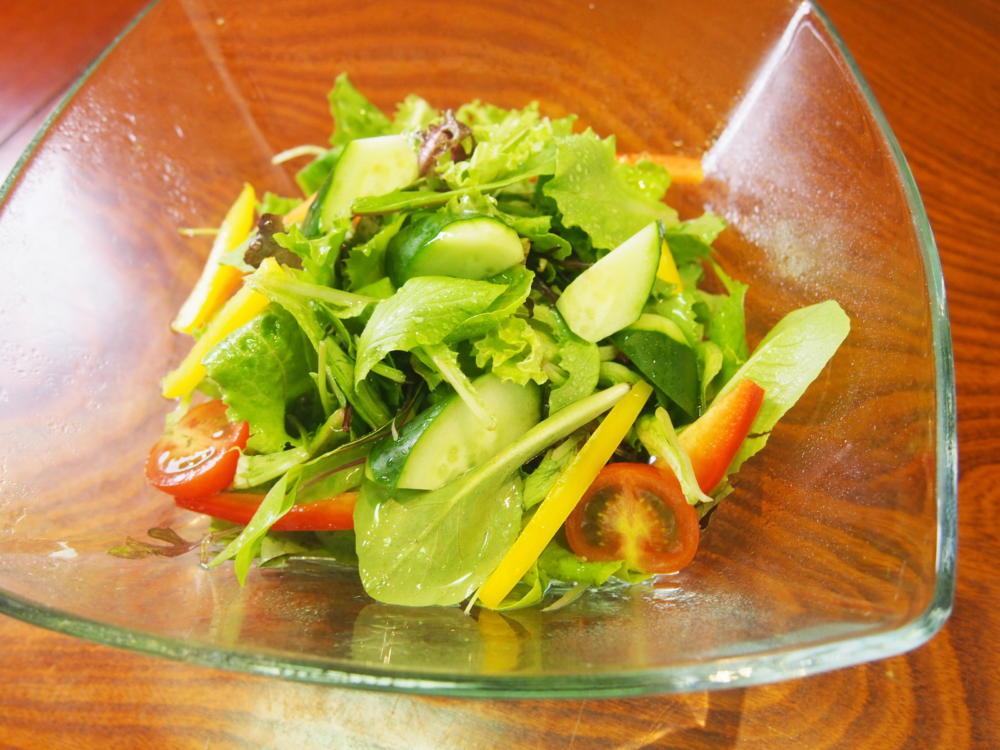 ヘルシー野菜サラダ